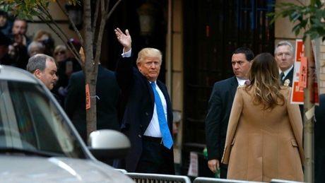 Dam dong cu tri lanh nhat khi thay Donald Trump di bau cu - Anh 1
