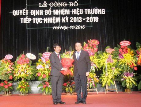 Truong Dai hoc GTVT co tan hieu truong - Anh 2