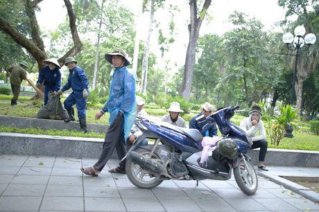 Nguoi Ha Noi co ro trong dot ret dau mua dam nhat - Anh 8