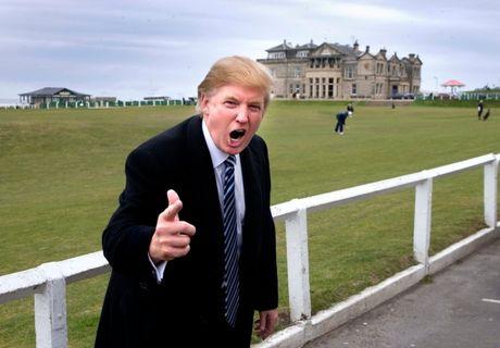 Cuoc doi tan Tong thong My Donald Trump qua anh - Anh 14