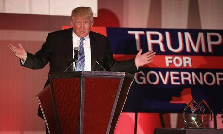 Cuoc doi tan Tong thong My Donald Trump qua anh - Anh 17