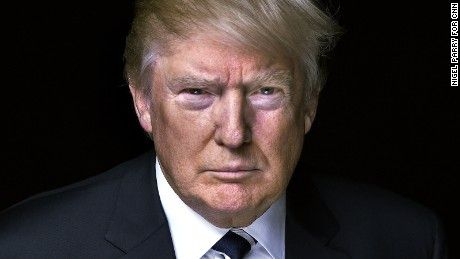 Cuoc doi tan Tong thong My Donald Trump qua anh - Anh 22
