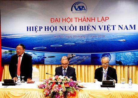 Thanh lap Hiep hoi Nuoi bien Viet Nam - Anh 1