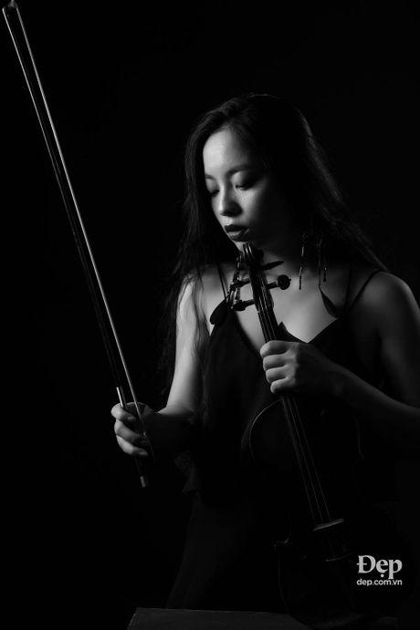 Violinist Trinh Minh Hien: Toi khong muon mot mau trong am nhac - Anh 3