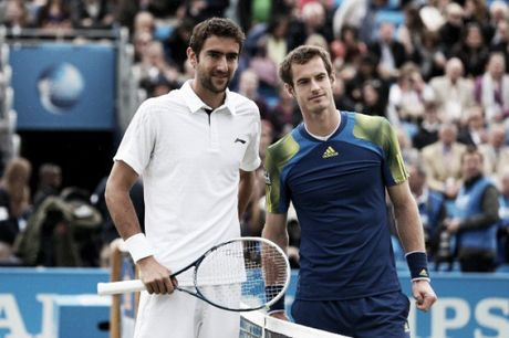 Tennis ngay 9/11: Murray len ke hoach vo dich ATP Finals, Isner vuot mat Karlovic - Anh 1