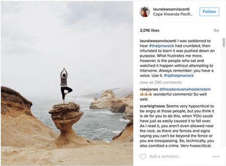 Facebook, Instagram dang tan pha cac tuyet tac cua thien nhien nhu the - Anh 3