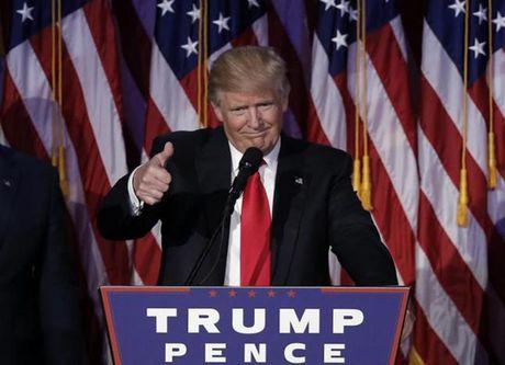 Khoanh khac nha ong Donald Trump don nhan tin dac cu Tong thong My - Anh 5