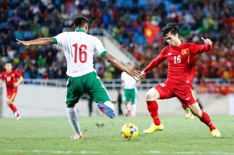Cong Phuong tho lo chua muon tro lai voi san choi V-League - Anh 1