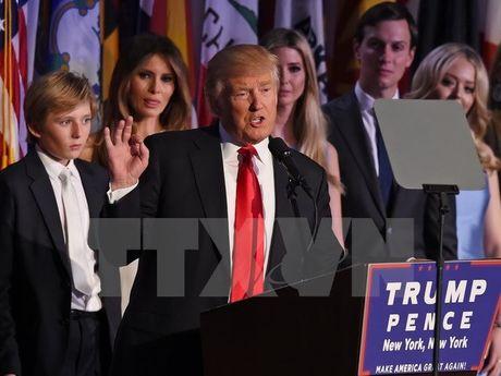 Them nhieu nuoc chuc mung Tong thong dac cu Donald Trump - Anh 1