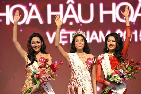 Chinh thuc khoi dong cuoc thi Hoa hau Hoan vu Viet Nam 2017 - Anh 1