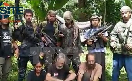 Philippines-Malaysia-Indonesia hop tac chong phien quan Abu Sayyaf - Anh 1