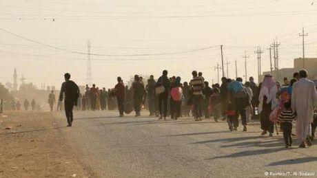 Hoi ket o Mosul - Anh 1