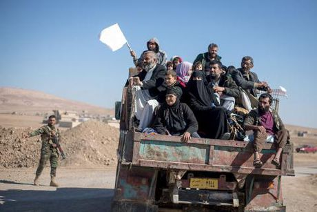 Hoi ket o Mosul - Anh 2