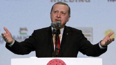 Tho xuong don hiem voi EU: Thoi Trump, the Erdogan - Anh 1