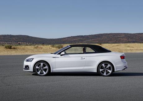 Audi A5 va S5 Cabriolet 2017 lo dien - Anh 3