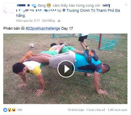 Thu thach chong day 22 cai gay sot gioi tre - Anh 4