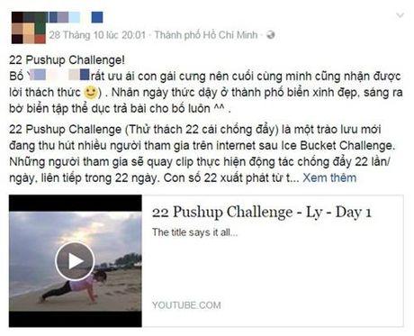 Thu thach chong day 22 cai gay sot gioi tre - Anh 6