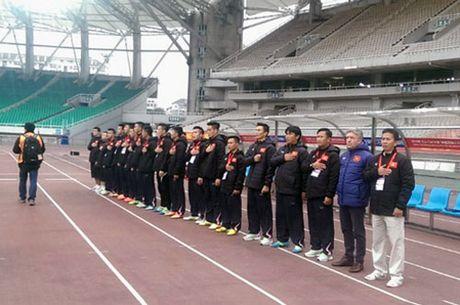 DIEM TIN SANG (10.11): Bau Duc 'cu tuyet' Cong Phuong va Tuan Anh - Anh 2