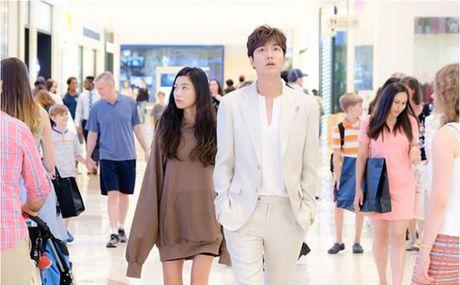 He lo canh hen ho dau tien cua Lee Min Ho va Jeon Ji Hyun - Anh 1