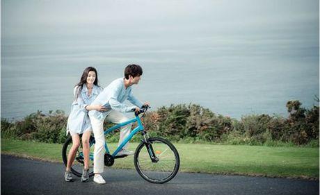 He lo canh hen ho dau tien cua Lee Min Ho va Jeon Ji Hyun - Anh 2