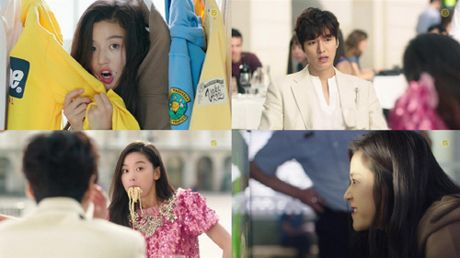 He lo canh hen ho dau tien cua Lee Min Ho va Jeon Ji Hyun - Anh 4