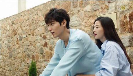 He lo canh hen ho dau tien cua Lee Min Ho va Jeon Ji Hyun - Anh 6