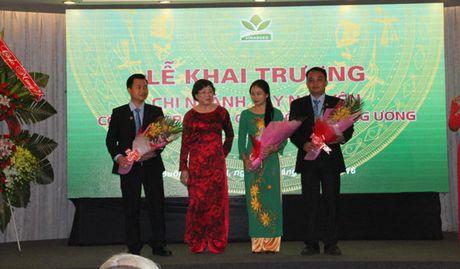 Vinaseed khai truong chi nhanh Tay Nguyen tai Dak Lak - Anh 1