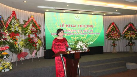 Vinaseed khai truong chi nhanh Tay Nguyen tai Dak Lak - Anh 2