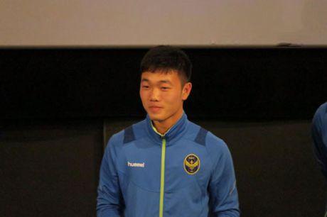 DIEM TIN TOI (10.11): Xuan Truong tiet lo 4 muc tieu o Incheon United - Anh 1