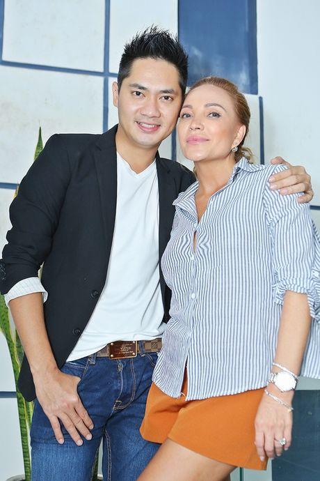 Thanh Ha dep man ma ben A quan Tinh Bolero Minh Luan - Anh 2
