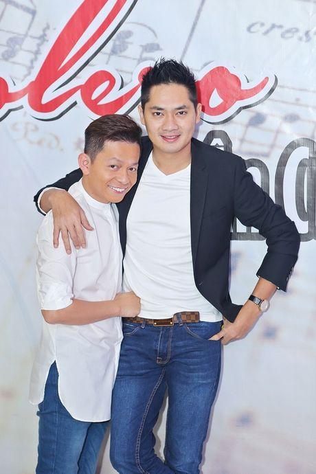 Thanh Ha dep man ma ben A quan Tinh Bolero Minh Luan - Anh 4