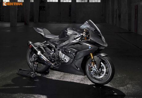 Sieu moto BMW S1000RR HP4 sap 'tai xuat giang ho' - Anh 1