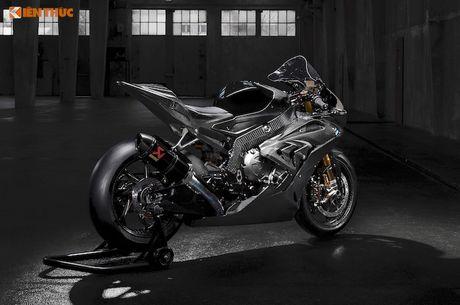 Sieu moto BMW S1000RR HP4 sap 'tai xuat giang ho' - Anh 2