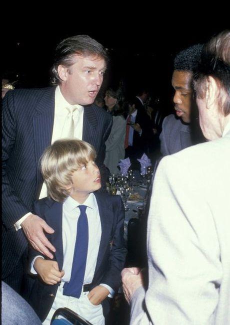 Tong thong My Donald Trump la nguoi cha tuyet voi the nao? - Anh 4