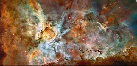 Loat anh lich su cua kinh thien van khong gian Hubble - Anh 11