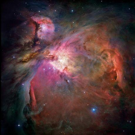 Loat anh lich su cua kinh thien van khong gian Hubble - Anh 6