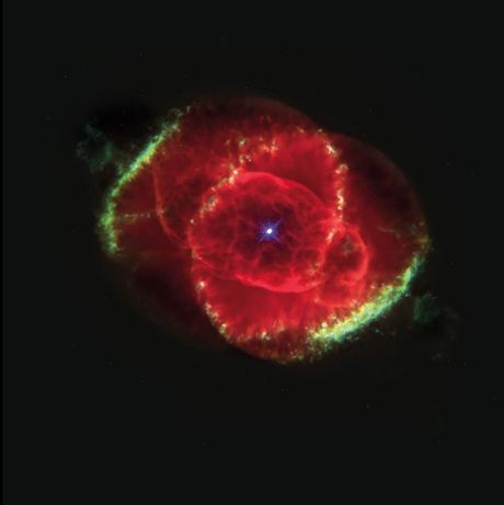 Loat anh lich su cua kinh thien van khong gian Hubble - Anh 8