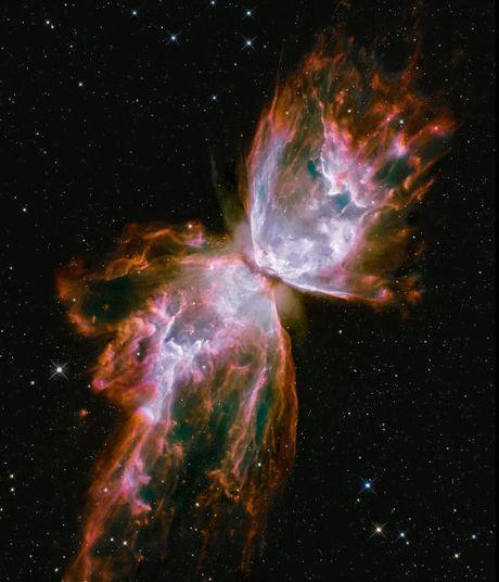 Loat anh lich su cua kinh thien van khong gian Hubble - Anh 9