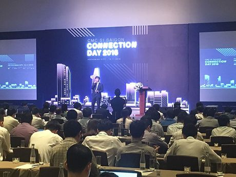 CMC SI Saigon Connection Day 2016 - Anh 1