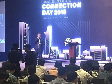 CMC SI Saigon Connection Day 2016 - Anh 2