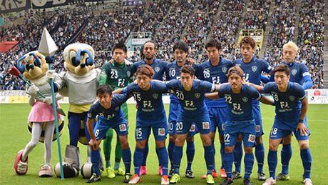 Avispa Fukuoka FC mang doi hinh manh nhat gap doi tuyen Viet Nam - Anh 1