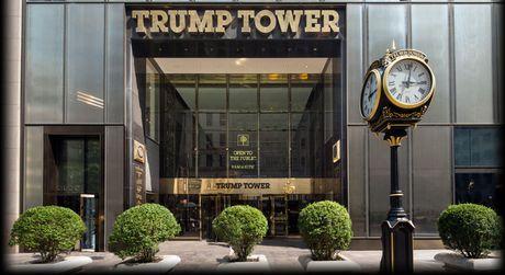 Tong tai san cua Tan Tong thong My Trump la bao nhieu? - Anh 1