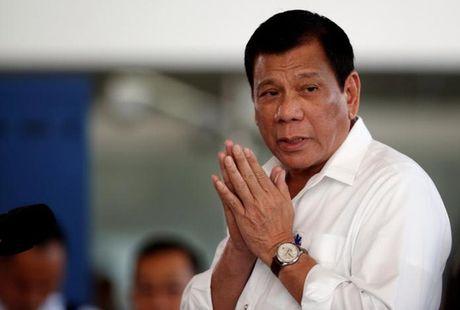 "Ong Trump thang, TT Philippines ""mung ra mat"" - Anh 1"