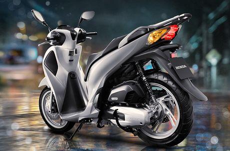 Honda SH 125i/150i vua trinh lang tai Viet Nam co gi dac biet? - Anh 1