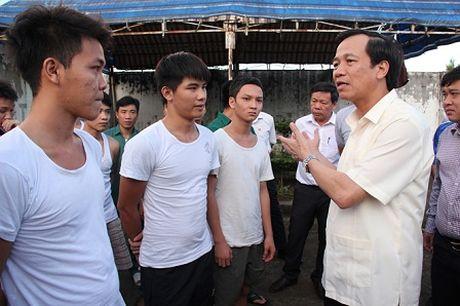 Khoi to, bat tam giam 2 hoc vien vu tron trai o Ba Ria – Vung Tau - Anh 2