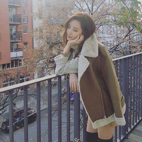 Sao Han 10/11: Seo Hyun - Hyo Min mac vay ngan bat chap troi lanh - Anh 8