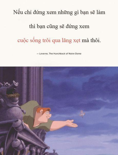Nhung cau noi truyen cam hung tuyet voi tu Disney - Anh 10