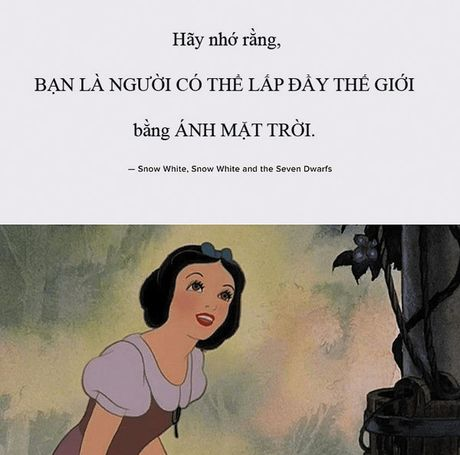 Nhung cau noi truyen cam hung tuyet voi tu Disney - Anh 5