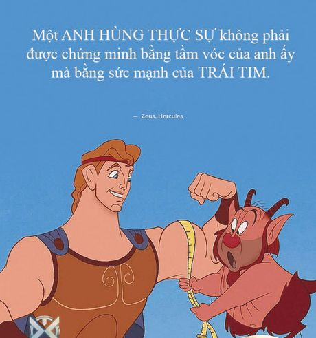 Nhung cau noi truyen cam hung tuyet voi tu Disney - Anh 7