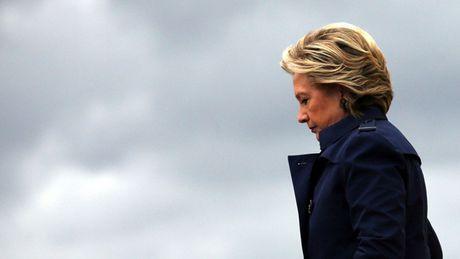 Vi dau ba Hillary Clinton nhan 'trai dang' vao phut cuoi? - Anh 1